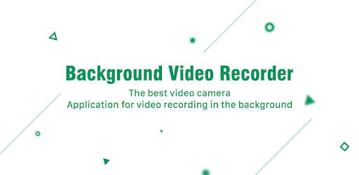 background video recorder .APK Preview 0