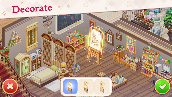 Kawaii Mansion: Makeover Project Screenshot