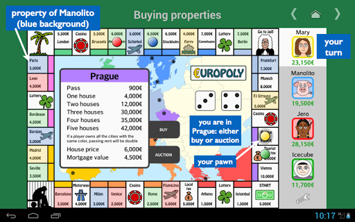Europoly screenshots 21
