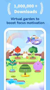Focus Plant - Pomodoro study timer to grow forest