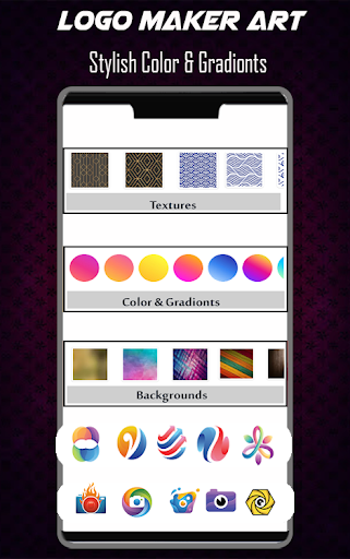 Logo Maker Free - 3D Logo Creator, Logo Design Art 1.3 Screenshots 12
