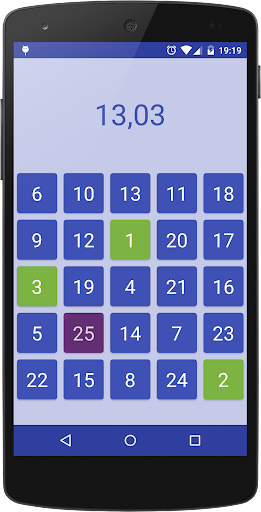 tap numbers! screenshot 2
