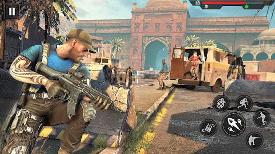 Anti-Terrorist Squad Shooting (ATSS) Screenshot