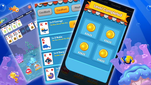 Solitaire Game - Free Coins 1.0.5 pic 2