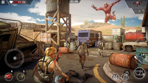 Left to Survive: Dead Zombie Survival PvP Shooter screenshots 13