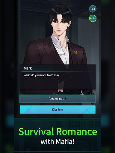 Killing Kiss : BL story game screenshot 20