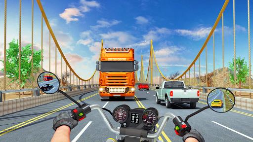 City Rider - Highway Traffic Race Apkfinish screenshots 6