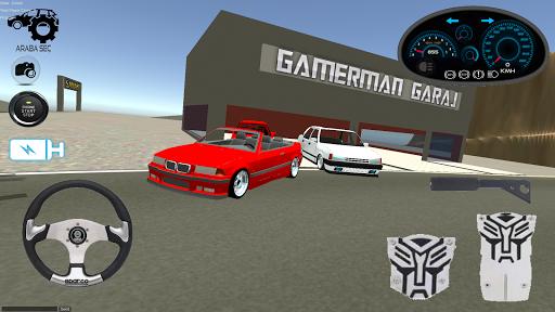 turkish cars online drive screenshot 1