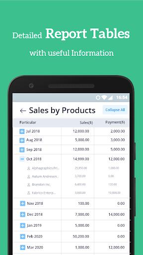 Simple Invoice Manager - Invoice Estimate Receipt apktram screenshots 16