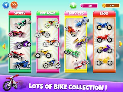 Çocuk bisiklet motor oyunları Apk 2021 2
