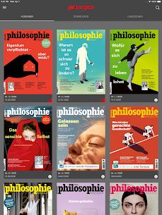 Philosophie Magazin 4.3.11 Android Mod + APK + Data 1