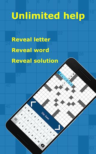 Crossword Puzzle Free 1.4.164-gp screenshots 6