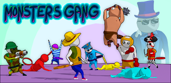 How to Download and Play Monsters Gang ! on PC, for free!