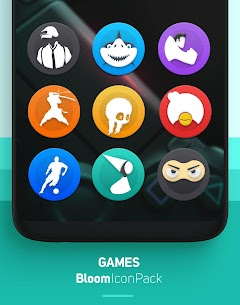 Bloom Icon Pack APK [PAID] Download for Android 3