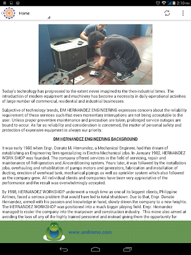 DM HERNANDEZ ENGINEERING For PC Windows (7, 8, 10, 10X) & Mac Computer Image Number- 13
