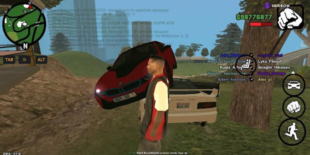 Skidrow RP (SAMP) 1.1 Screenshots 18