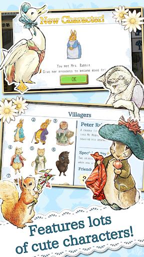 Peter Rabbit -Hidden World- 3.0.10 screenshots 3