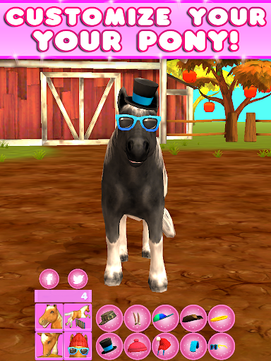 Virtual Pet Pony For PC Windows (7, 8, 10, 10X) & Mac Computer Image Number- 18