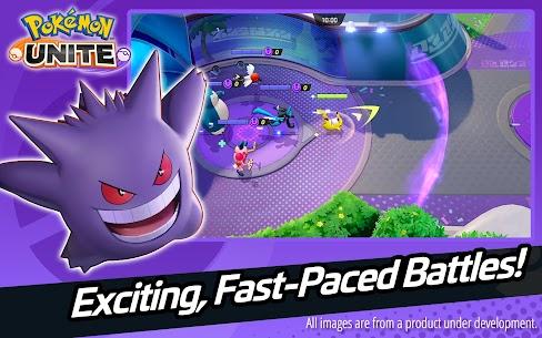 Pokémon UNITE Mod Apk Lastest Version 2021** 11
