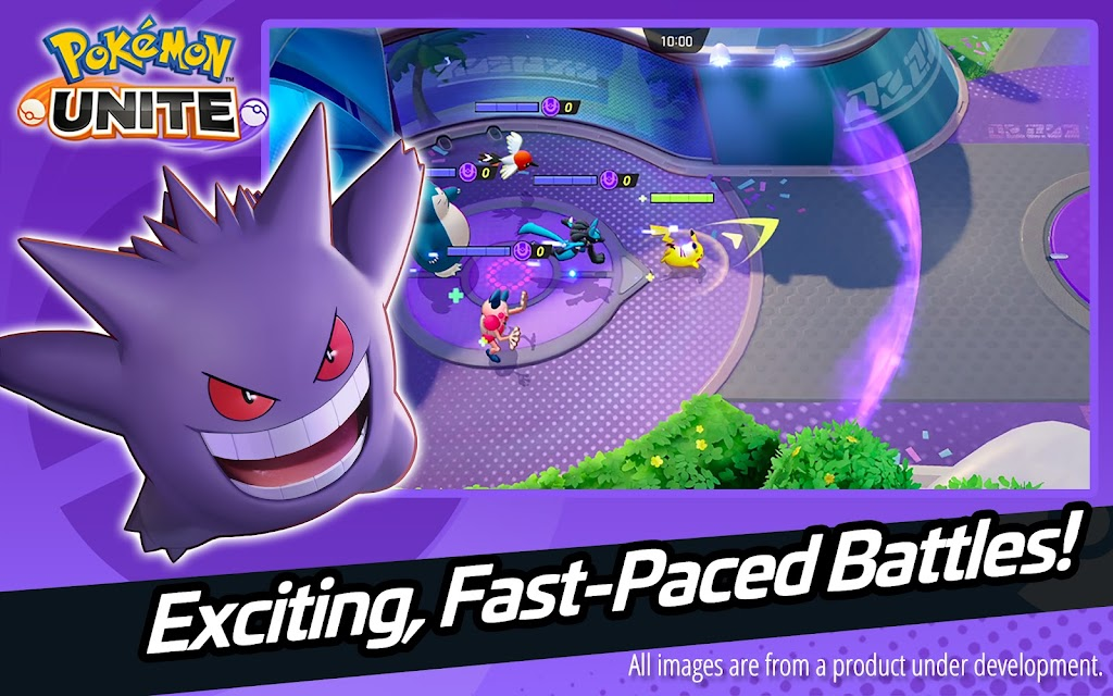 Pokémon UNITE poster 11