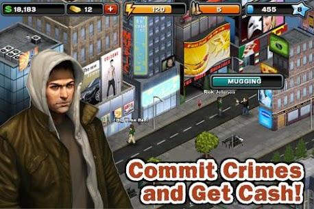 Download Crime City MOD APK 2021 [Unlimited Money & Gold] 2