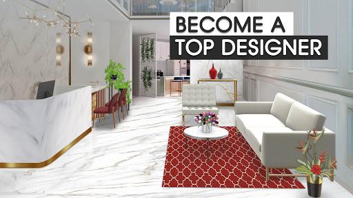 Home Makeover: Decorating Games & House Design Apkfinish screenshots 7