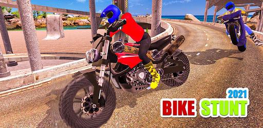 Mega Ramp Bike Racing 3D : Impossible Tracks 2021 .APK Preview 0