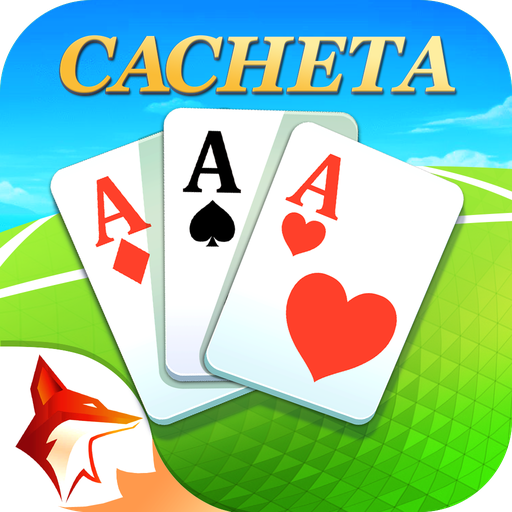 Cacheta ZingPlay: Jogo de cartas online grátis