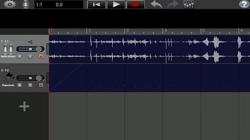Recording Studio Lite 6.0.0 APK screenshots 1