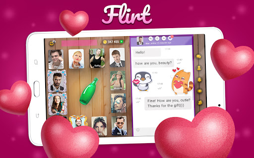 Kiss Me: Spin the Bottle for Dating, Chat & Meet 1.0.40 screenshots 9
