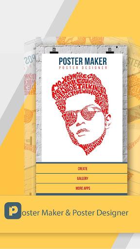 Poster Maker & Poster Designer 2.4.7 Screenshots 1