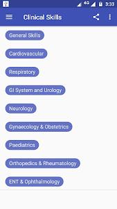 Clinical Skills 1.1