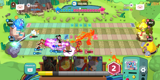 CN Arena All Stars Screenshot