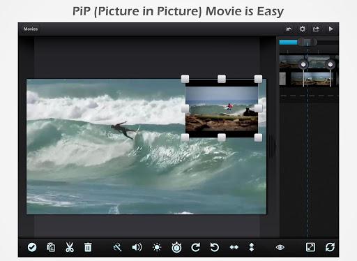 Cute CUT - Video Editor & Movie Maker  Screenshots 11