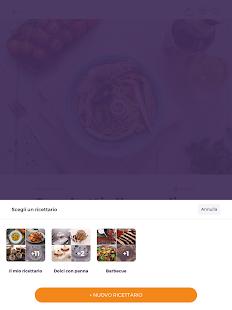 GialloZafferano: le Ricette 4.1.20 Screenshots 15