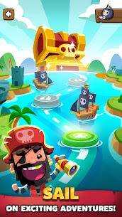 Pirate Kings MOD (Unlimited Spins) 5