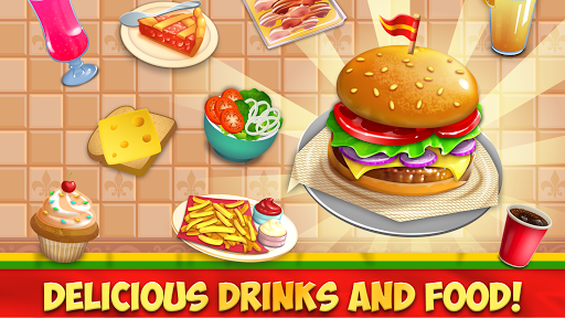 My Burger Shop 2 - Fast Food Restaurant Game  screenshots 3