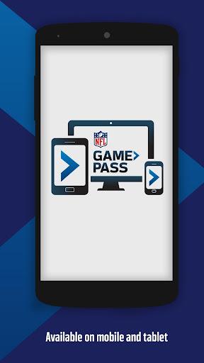 NFL Game Pass International 1.9.1 Screenshots 10