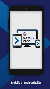 NFL Game Pass International 1