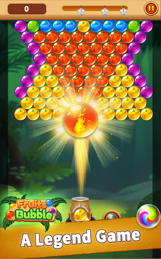 Shoot Bubble 2 - Fruit Apkfinish screenshots 16