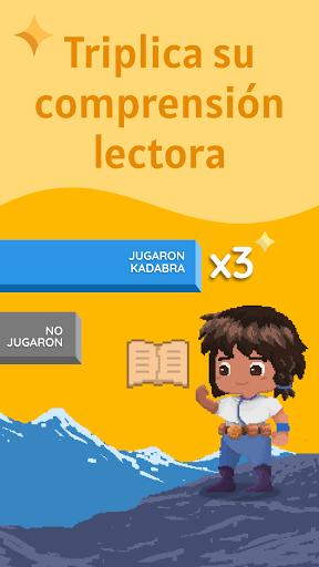 Escuela Kadabra-Juego de Comprensiu00f3n Lectora apkdebit screenshots 6