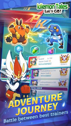 Idlemon Tales modavailable screenshots 3