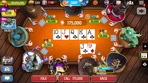 Governor of Poker 3 - Free Texas Holdem Card Games 8.2.0 screenshots 2