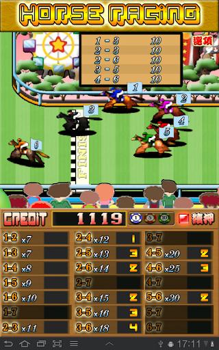u96fbu52d5u9593u8cfdu99acu904au6232u6a5f-Horse Racing Slot 1.25 10