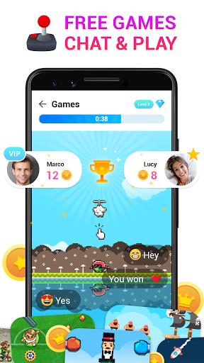 Messenger - Messages, Texting, Free Messenger SMS android2mod screenshots 8