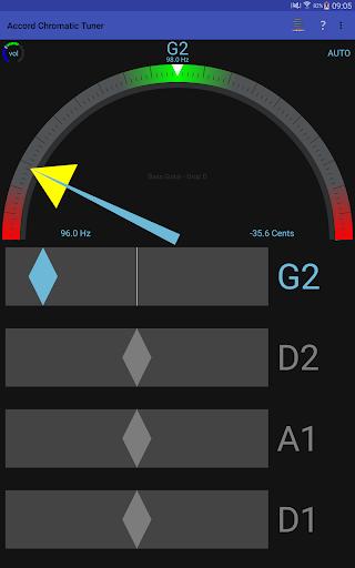 Accord Chromatic Tuner modavailable screenshots 8