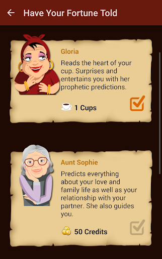 Kaave - Coffee Cup Readings  screenshots 2