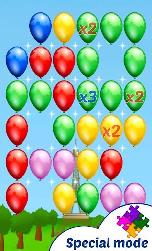 Boom Balloons - match, mark, pop and splash modavailable screenshots 6