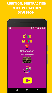 Free Kids Math  Multiply, Divide, Add, Subtract fun way 3