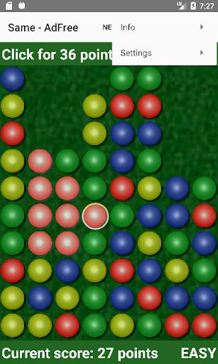 The Same Game 3.6 screenshots 2